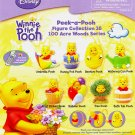Peek-a-Pooh Figure Collection 16 100 Acre Woods Series: