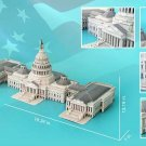 US Capitol Building 3D Puzzle 132 Pieces