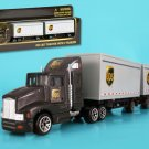UPS Tandem Tractor Trailer Truck Toy