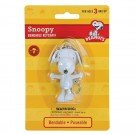 Snoopy Peanuts Bendable Key Chain