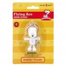 Snoopy Flying Ace Peanuts Bendable Key Chain