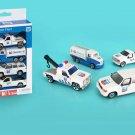 Chevron 4 Piece Vehicle Gift Pack