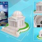 Jefferson Memorial 3D Puzzle 42 Pcs