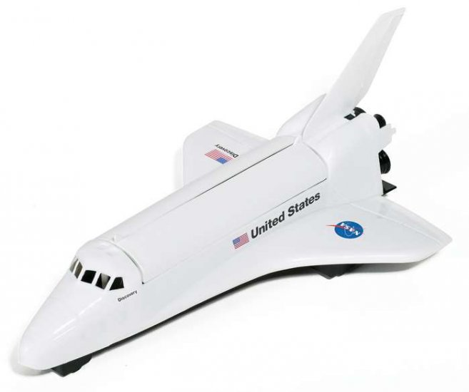Toy Plastic Space Shuttle
