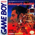 Nobunaga's Ambition Game Boy