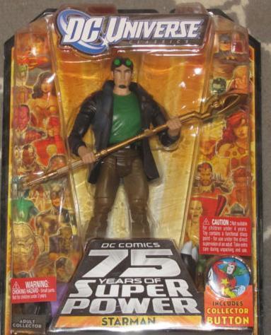 DCUC Jack Knight Starman figure DC Comics DC Universe Classics Mattel Wave 15