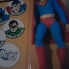 Superman Mattel Retro-Action Mego like figure