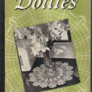Vintage  Doilies Pattern Book, 1941, Book 163