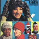 Bernat Hats, Scarves & Mittens Patterns to Knit and Crochet, Book 231