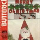 Christmas Decor Butterick Pattern # 4525