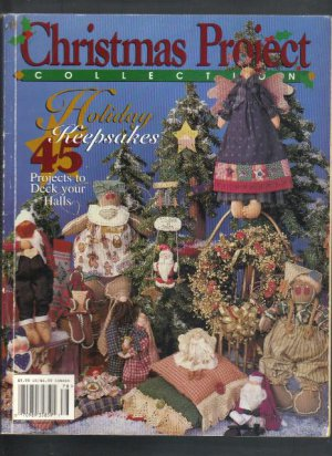 Christmas Project Collection, 1997, Holiday Keepsakes Magazine