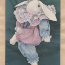 BeBe Bunnie, Pattern for 4X4 Wooden bunny by The Craft Closet