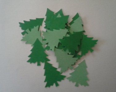 Package of 24 Christmas Tree Embellishments, New