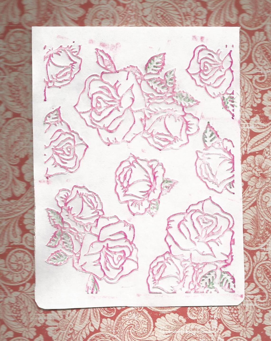 Lifestyle crafts embossing folders - Lifestyle Crafts Embossing Folders 5