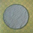 "St Patrick's Hand Crochet Edge Doily, 8 1/2"", New"