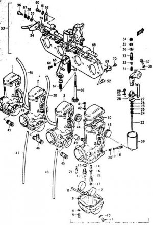 Showthread furthermore Volvo V70 Front Strut Replacement Tutoria in addition Bmw E39 Engine Diagram in addition Subaru Diagram Carrier Bearing also Peterbilt Ac Orifice Tube Location. on 2000 bmw 528i s