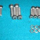 KAWASAKI ZRX 1100 1200 stainless carburetor carbs set