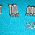 HONDA CBX STAINLESS CARB BOLT KIT CARBURETOR