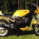 YAMAHA RZ350 STAINLESS ENGINE BOLT KIT