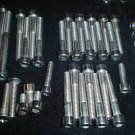 HONDA CB750A HONDAMATIC POLISHED STAINLESS ENGINE BOLTS
