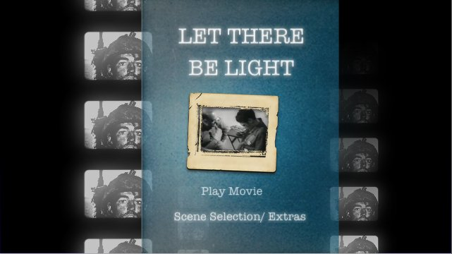 WWII Banned 1946 DVD Let There Be Light