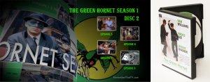 Green Hornet TV Show Criterion Edition 9 DVDs w/Extras -Region 0!