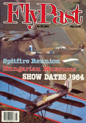 FlyPast Magazine No.33 Apr 84 Spitfire Reunion