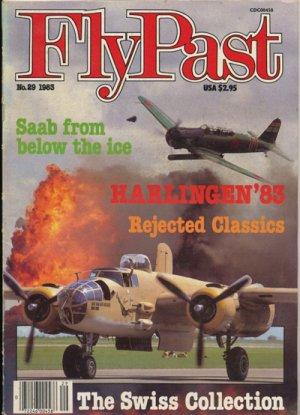 FlyPast Magazine No.29 DC-3's Retire & the XP226 Gannet