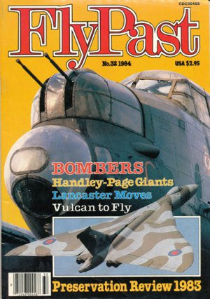 FlyPast Magazine No.32 Vulcan, Lancaster