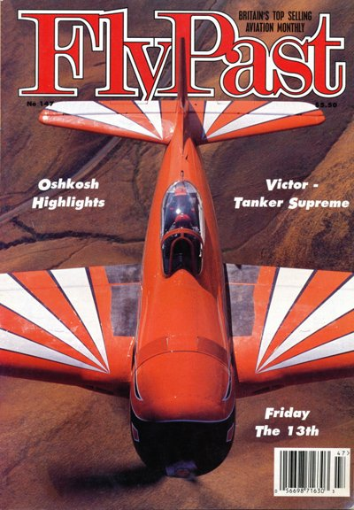 FlyPast Magazine No.147 Victor- Tanker Supreme