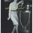 JUDY CARNE (guest starred) 12 O'clock High RARE 4x6 PHOTO in MINT CONDITION #10