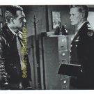 ROBERT LANSING & JOHN LARKIN 12 O'clock High RARE 4x6 PHOTO MINT CONDITION #14