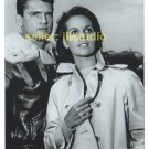 CHRIS ROBINSON & CLAUDINE LONGET 12 O'clock High RARE 4x6 PHOTO MINT CONDITION #44