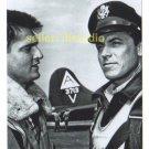 PAUL BURKE and CHRIS ROBINSON 12 O'clock High RARE 4x6 PHOTO MINT CONDITION #52