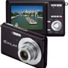 Casio Exilim EX-Z60BK 6MP Digital Camera with 3x Optical Zoom (Black)