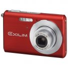 Casio Exilim EX-Z60 6MP Digital Camera with 3x Optical Zoom EX-Z60RD (Red)
