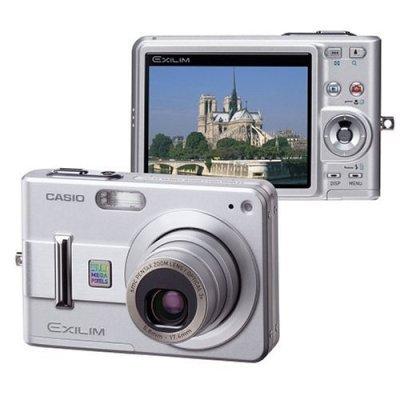 Casio Exilim EXZ57 5MP Digital Camera with 3x Optical Zoom