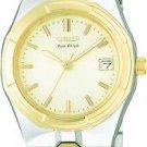 Citizen Ladies Riva Eco-Drive Two Tone Watch EW0494-55P