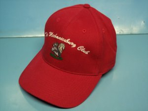 Cap America Maroon (Red) Golf Hat (Delivered)
