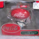 Coca Cola Coke 2002 Christmas Blimp Platinum Series Ornament  - NIB - FREE SHIPPING