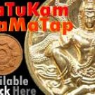 thai buddha amulet  JATUKAM RAMATAP KING OF Lucky+LOVE + SEX