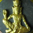 1184-JA-TU-RA-KAM-RAM-MA-TEP PRIEST THAI AMULET REAL