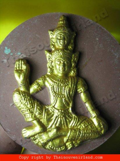 1183-JA-TU-RA-KAM-RAM-MA-TEP PRIEST THAI AMULET REAL