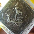 1142-KORN-KOM-MA-LUANG-CUM-PHON MONK THAI AMULET REAL