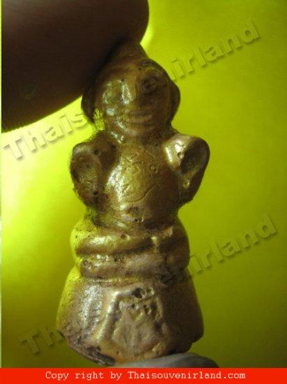 1099-KU-MAN-THONG LP. TAE THAI AMULET REAL