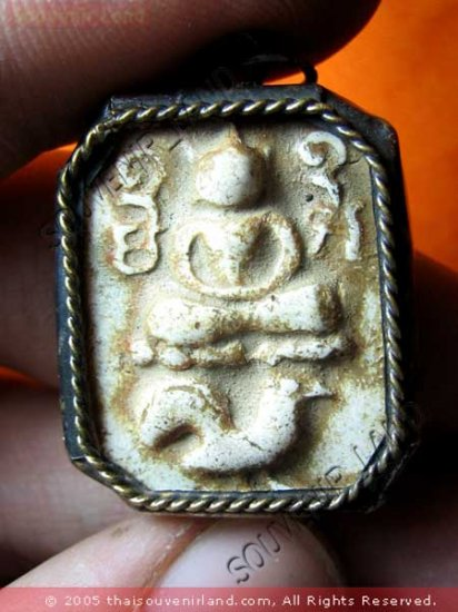 0003-THAI BUDDHIST AMULET LP PARN MAGIC TALISMAN BUDDHA