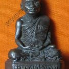 0447-THAI BUDDHIST AMULET FIGURE LP TARB ANCIENT REAL