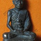 0458-THAI BUDDHA AMULET FIGURE LP PITT KA-MUNG ANCIENT
