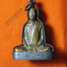 0312-THAI BUDDHIST AMULET FIGURE LP DERM ANCIENT REAL