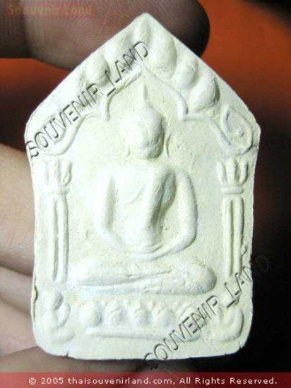 0188-THAI BUDDHA AMULET KHUN-PAEN PLAI KUMAN LP TIM BIG